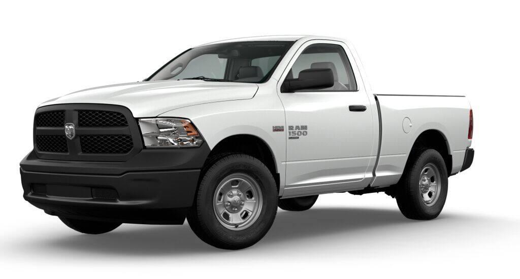New 2020 RAM 1500 Classic Tradesman