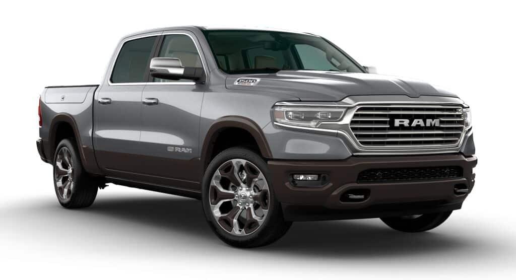New 2020 RAM 1500 Laramie Longhorn