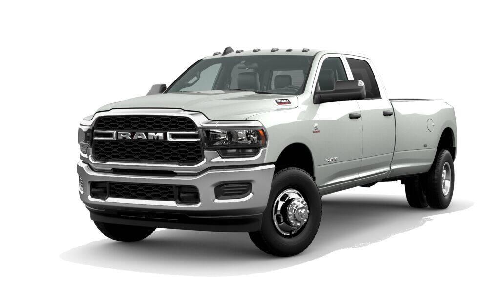 New 2021 Ram 3500 Tradesman