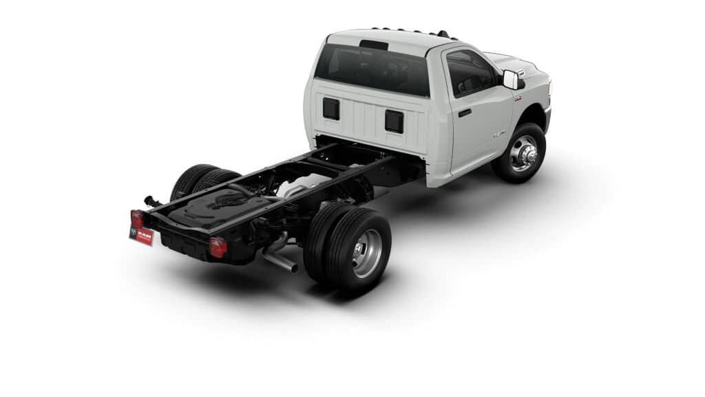 New 2021 RAM 3500 Chassis Cab Tradesman