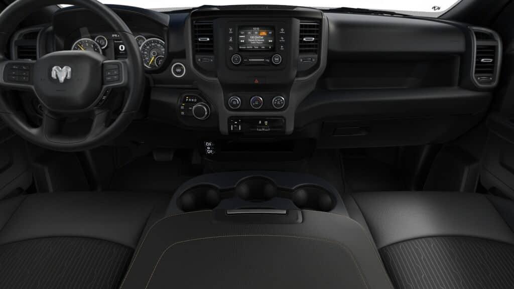 New 2021 RAM 2500 Tradesman