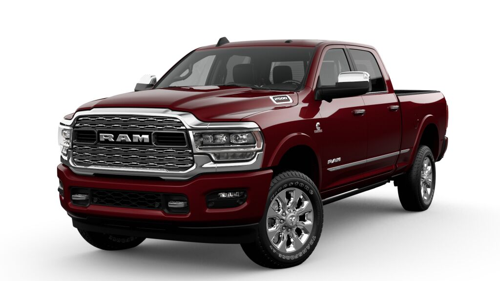 New 2021 RAM 2500 Limited