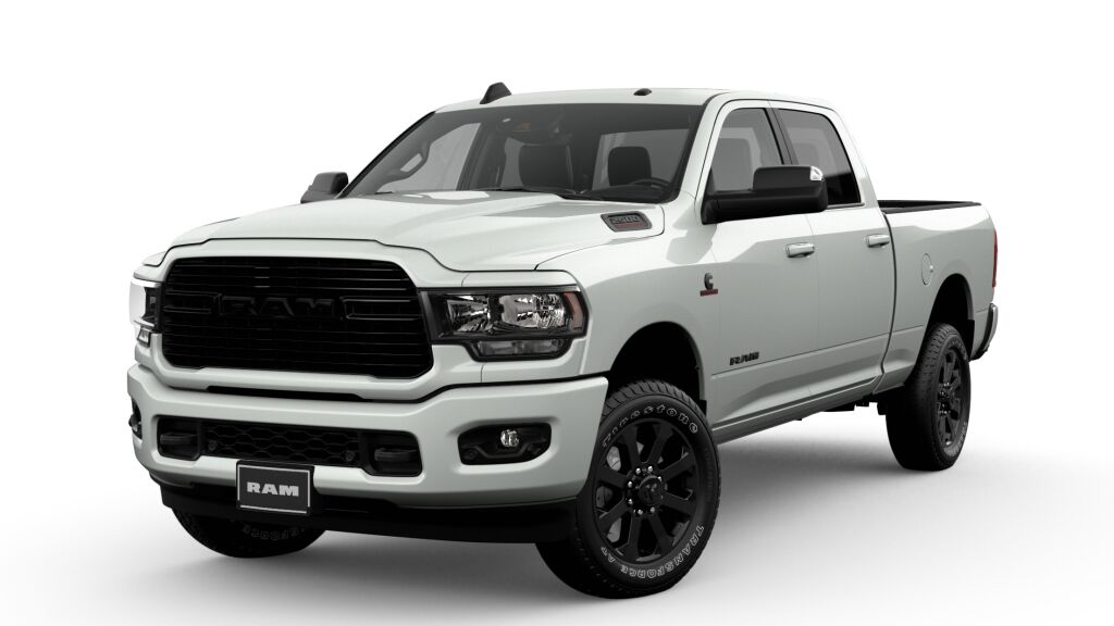 New 2021 RAM 2500 Big Horn