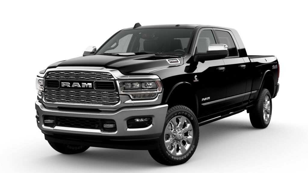 new 2021 ram 2500 limited mega cab in hastings #9357 | tom