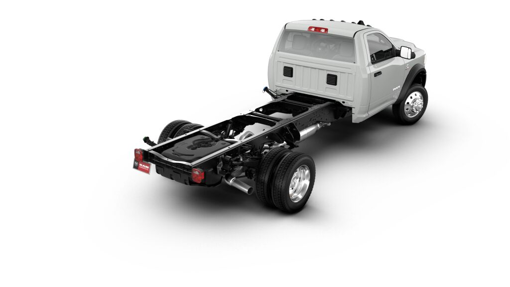 New 2021 RAM 4500 Chassis Cab SLT