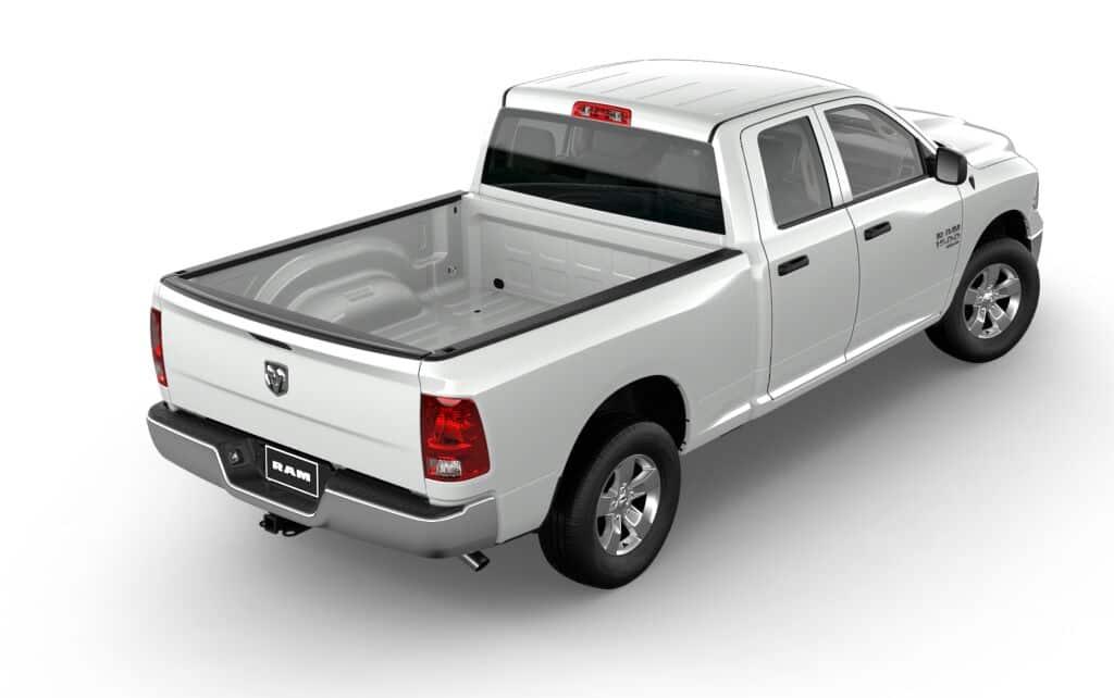 New 2021 RAM 1500 Classic Tradesman