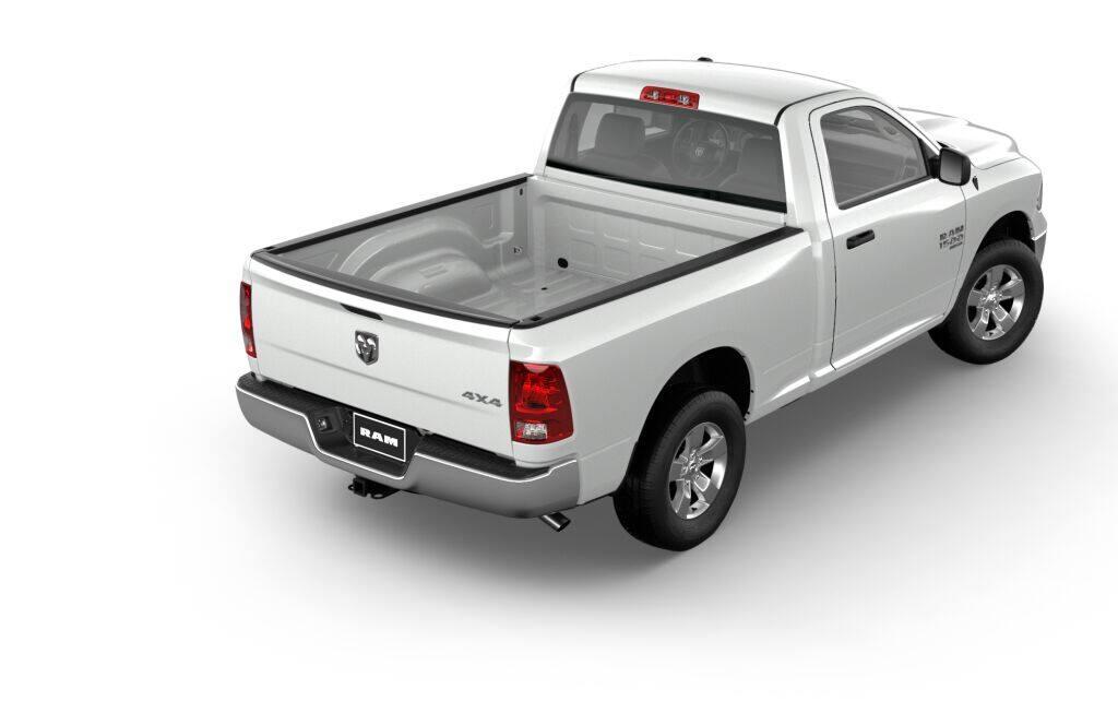 New 2021 RAM 1500 Classic