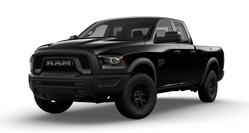 2021 RAM 1500 Classic SLT 4x4 Quad Cab 6.3 ft. box 140 in. WB