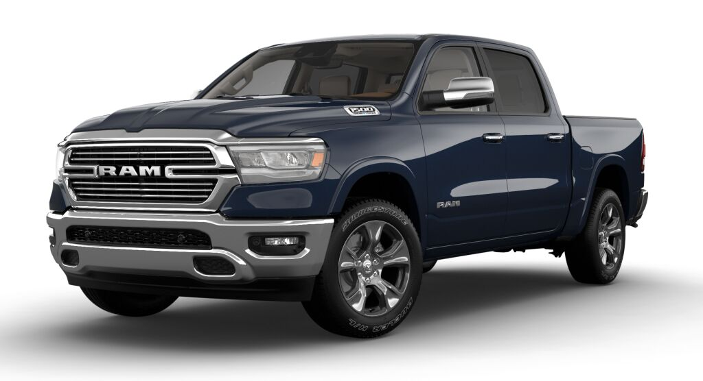 New 2021 RAM 1500 Laramie
