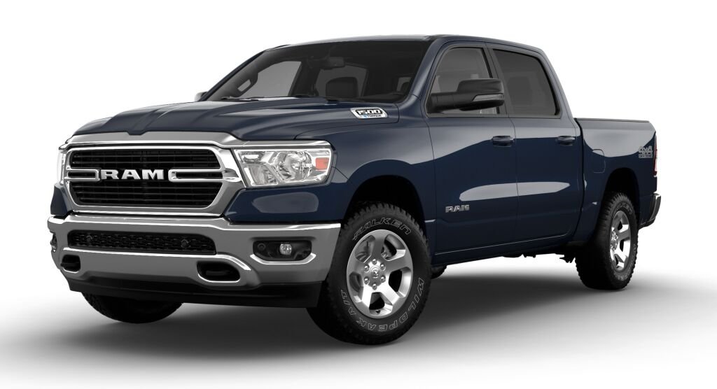 2021 RAM 1500 BIG HORN CREW 4X4 Finance Price $41,288