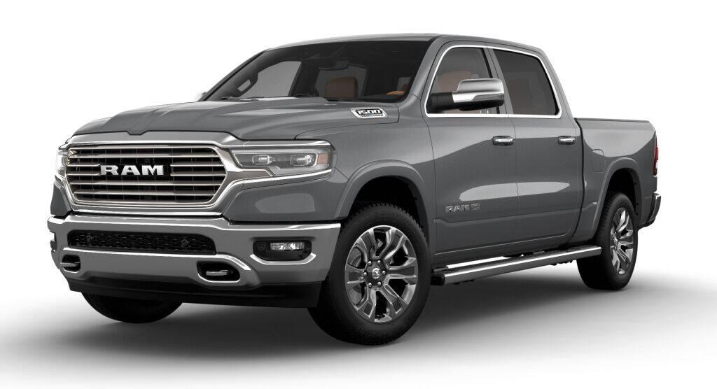 New 2021 RAM 1500 Laramie Longhorn