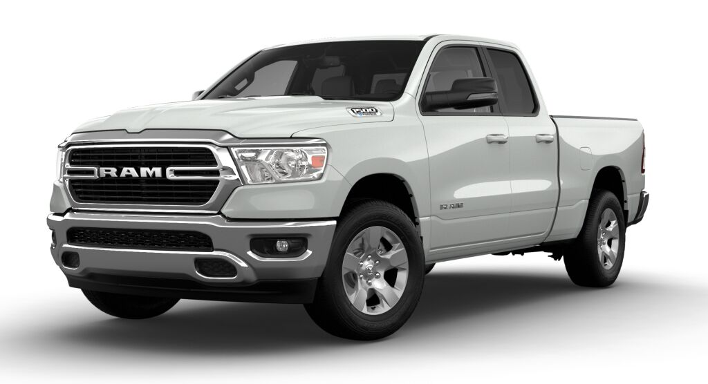 New 2021 RAM 1500 Big Horn 4x4 Quad Cab 6'4 Box