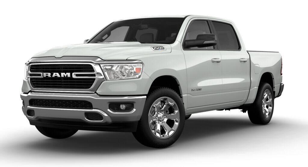 "NEW 2021 RAM 1500 BIG HORN® CREW CAB 4X4 5'7"" BOX"