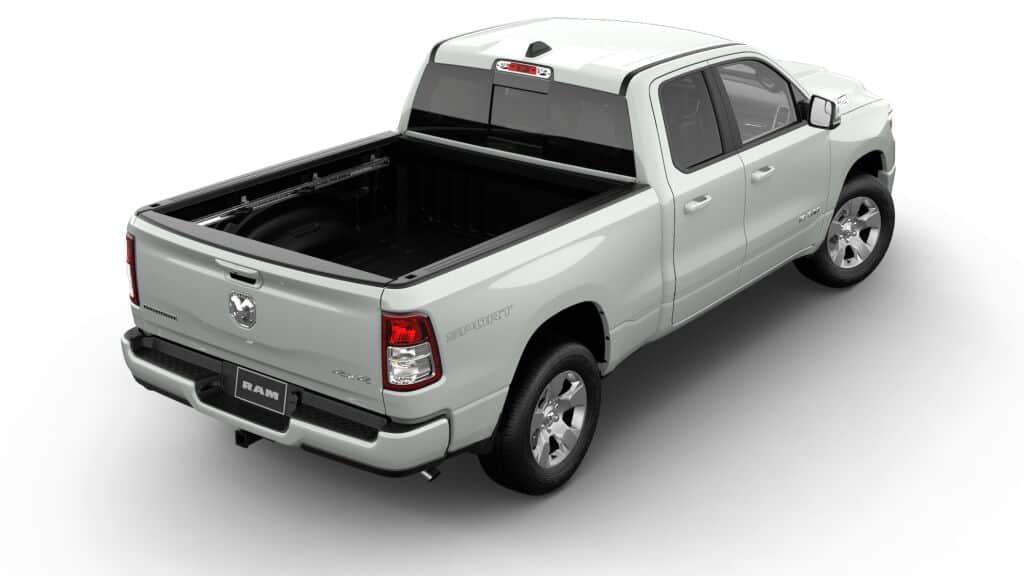 "New 2021 RAM RAM 1500 RAM 1500 BIG HORN® QUAD CAB 4X4 6'4"" BOX"