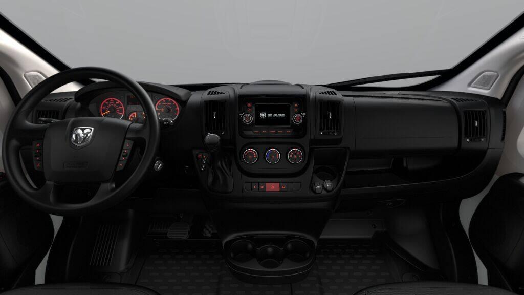 New 2021 RAM ProMaster