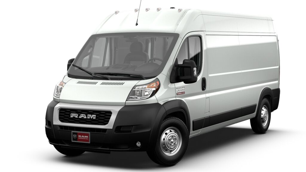 New 2021 RAM ProMaster 2500 High Roof 159 WB
