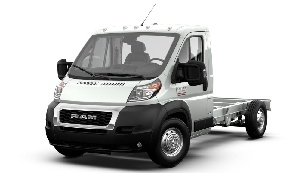 2021 RAM ProMaster Low Roof