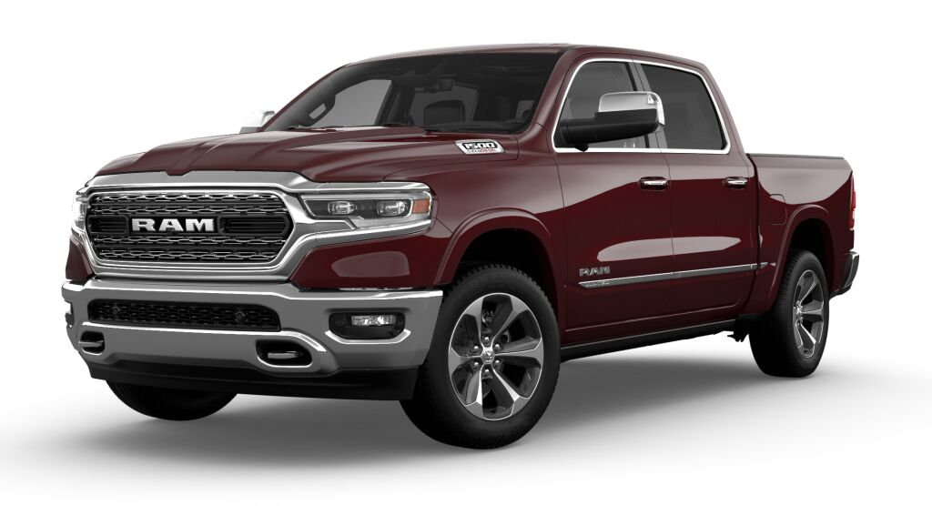 New 2022 RAM 1500 Limited